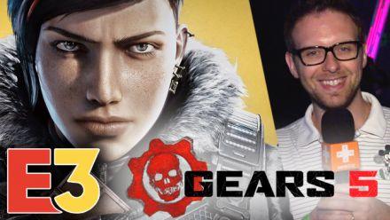 E3 2019 : Nos impressions de Gears 5