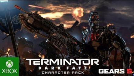 Gears 5 : Terminator Dark Fate Character Pack