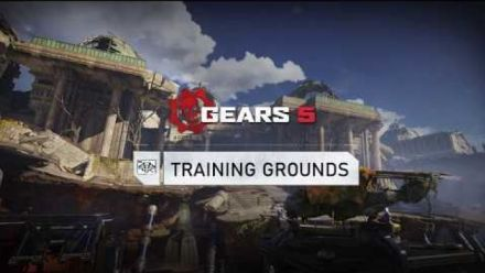 Gears 5 : Training Grounds Multiplayer Map Flythrough