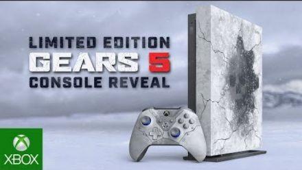 Xbox One X Gears 5 Édition Limitée