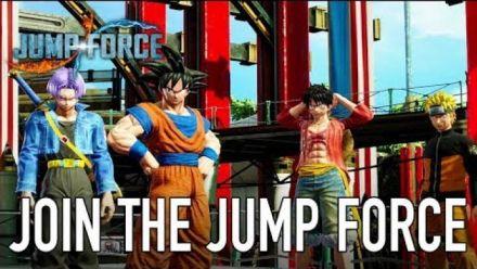 vidéo : Jump Force : Story Mode Trailer