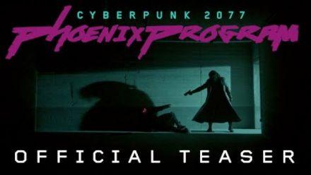 Cyberpunk 2077 Fan Film: Phoenix Program - Official Teaser (vidéo de T7pro)