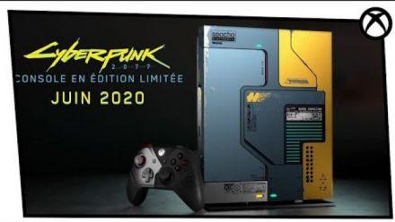 vidéo : CYBERPUNK 2077 - Xbox One X Édition Limitée FR