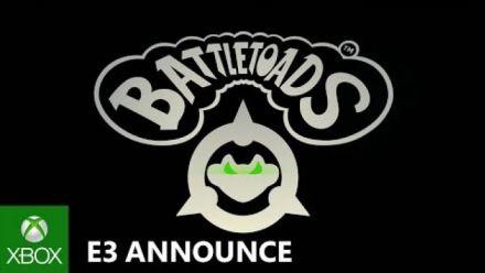 Vidéo : Battletoads : Teaser d'annonce E3 2018