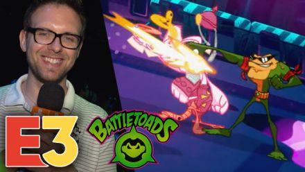 Vidéo : E3 2019 : Nos impressions de Battletoads
