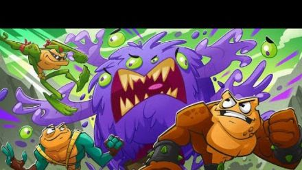 Vid�o : Battletoads : Behind the Scenes