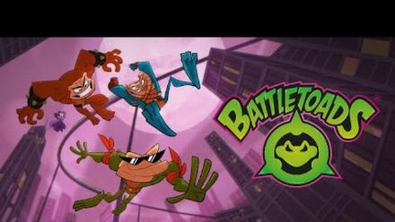 vid�o : Battletoads: Official Release Date Trailer