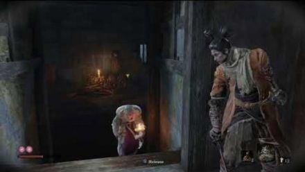 Sekiro, la vidéo de gameplay de la Gamescom