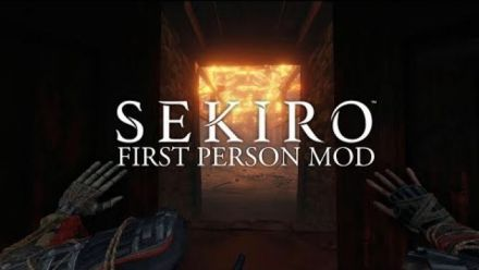 Sekiro Shadows Die Twice - First Person Mod (vidéo de ZullieTheWitch)