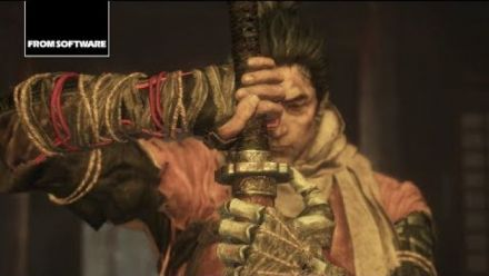 Sekiro Shadow Die Twice TGA 2018 Trailer