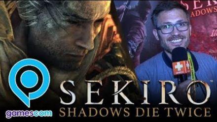 Gamescom : nos impressions sur Sekiro : Shadows Die Twice