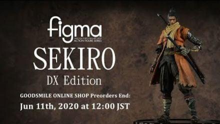 Vid�o : figma Sekiro: DX Edition