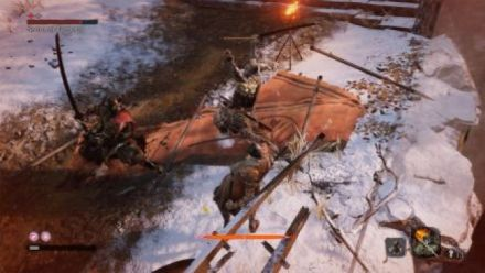 Sekiro Shadows Die Twice : Séquence de gameplay live