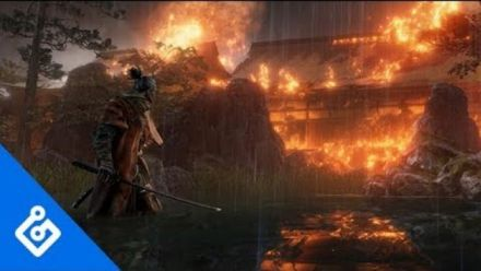Sekiro : Gameplay Game Informer Hirata Estates