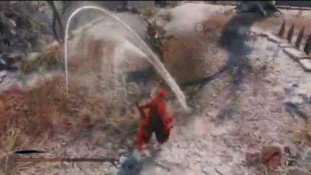 "Vid�o : Sekiro: Online - ""Invasion"" with full PvP combat (vidéo de LukeYui)"