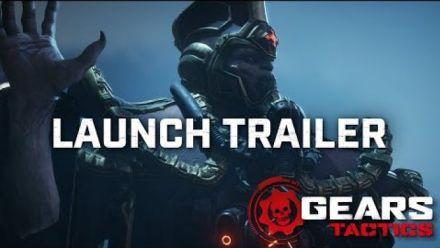 Vid�o : Gears Tactics : bande-annonce de lancement
