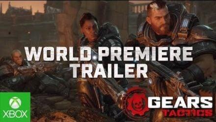 Vid�o : Gears Tactics World Premiere Trailer