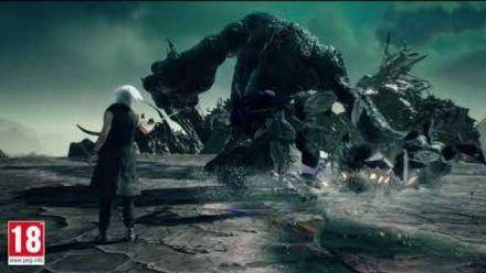 Vid�o : Devil May Cry 5 : Trailer Palais Sanglant