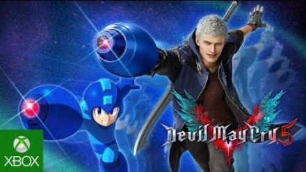 vidéo : Devil May Cry 5 - Mega Buster