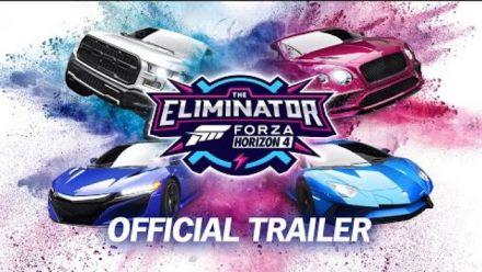 Vidéo : Forza Horizon 4 | The Eliminator Announce Trailer
