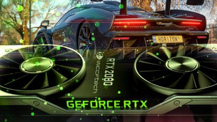 Vidéo : RTX 2080 Ti : Notre vidéo de Forza Horizon 4 en 4K 60fps Ultra