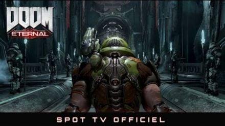 DOOM Eternal Spot TV officiel