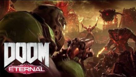 Doom Eternal Gameplay maison 4K 60 FPS