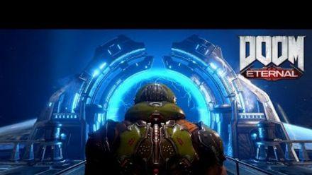 Vid�o : DOOM Eternal : Bande-annonce PS5