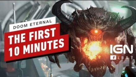 (IGN FIRST) Les 10 premières minutes de DOOM Eternal