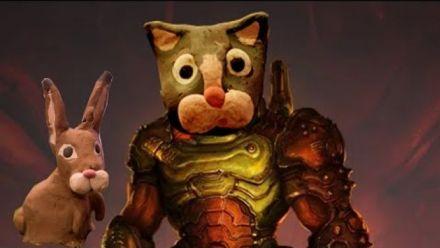 Claycat's DOOM ETERNAL (vidéo de Lee Hardcastle)