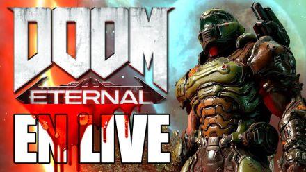 #GameblogLIVE DOOM Eternal (REPLAY)