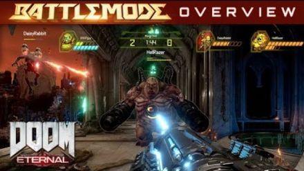 DOOM Eternal : Découverte du multijoueur BattleMode