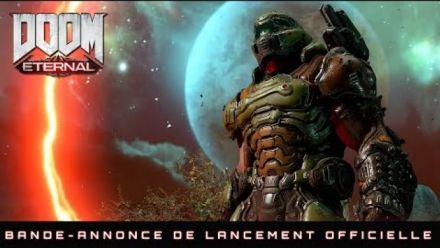 DOOM Eternal - Bande-annonce de lancement officielle