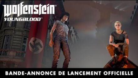 Vid�o : Wolfenstein Youngblood : Trailer de lancement