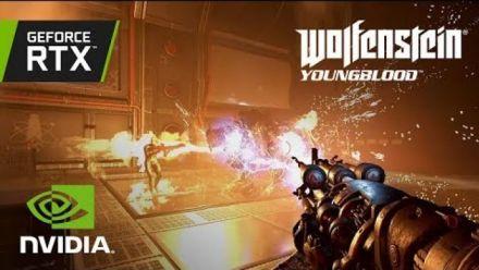 Vid�o : Wolfenstein: Youngblood | RTX Launch Trailer