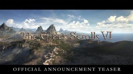 Vid�o : The Elder Scrolls VI : Annonce E3 2018