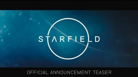 Vid�o : Starfield : Teaser d'annonce E3 2018