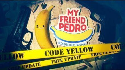 My Friend Pedro : Trailer de mise à jour