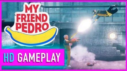 My Friend Pedro : Six minutes de gameplay à la GDC 2019