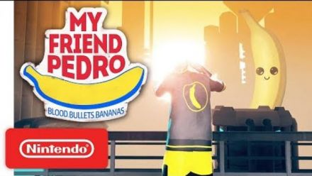 My Friend Pedro ; Trailer du Nindies