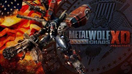 Vidéo : E3 2018 : Metal Wolf Chaos XD en trailer chelou