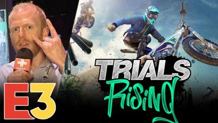 E3 2018 : Nos impressions de Trials Rising