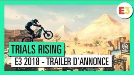 E3 2018 : Trials Rising Trailer d'annonce