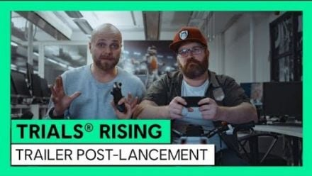 Trials Rising : Trailer du contenu post-lancement