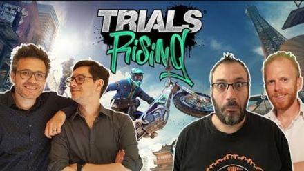 GameblogLIVE : La rédaction est en roue libre sur Trials Rising