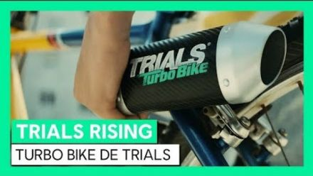 Trials Rising : Trailer de la Bêta