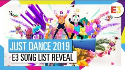 Just Dance 2019 E3 2018 Trailer