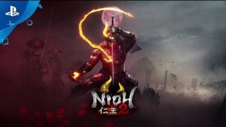Nioh 2 : trailer Beta ouverte
