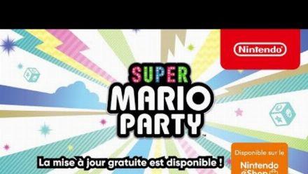 Vid�o : Super Mario Party - La fête continue en ligne ! (Nintendo Switch)