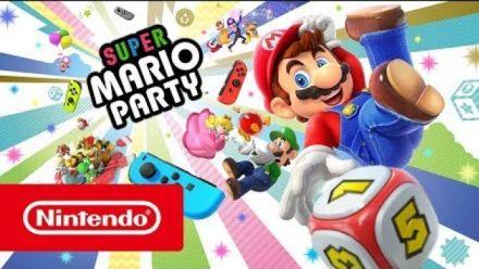 Vid�o : Super Mario Party : Tous les nouveaux modes de jeu